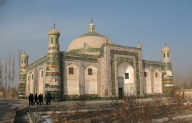 Silk Road Adventure 10 Days Muslim Tour