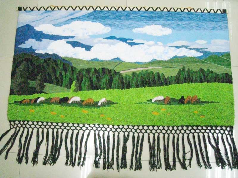 Turpan Tapestry