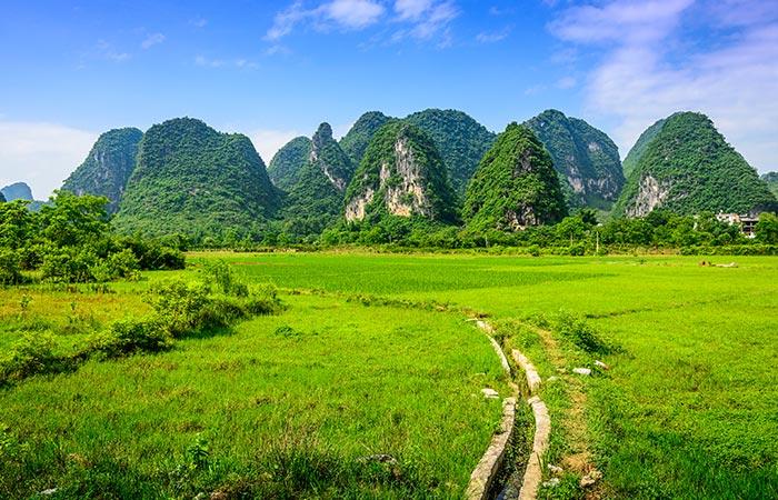 South China Karst