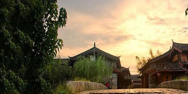 Shuhe Ancient Town