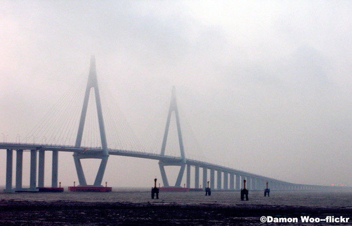 Hangzhou Bay Sea Crossing Bridge