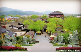 Beijing Hangzhou 7 Days Muslim Tour (Via Air Asia)