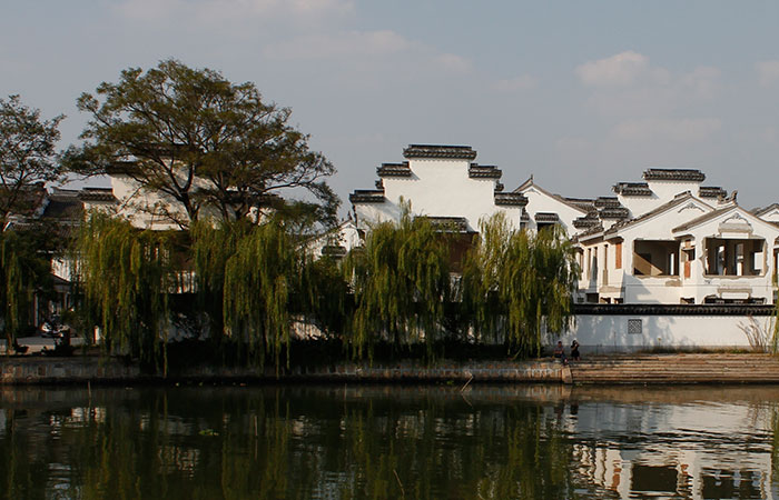 Anchang Ancient Town
