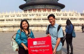 Shanghai-Beijing-Shanghai 2 Days Tour by Flight