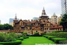 Moller Villa, a fairy-tale castle