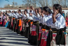 Water Dragon New Year of Tibetan Calendar