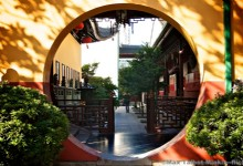 A pure land in bustled Shanghai city, Jade Buddha Temple