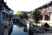 Elegant Trip to Fengjing Ancient Town