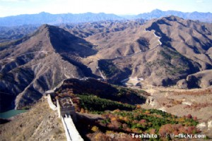Winter Hiking on Simatai Great Wall