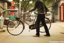 Where have the Nine Million Bicycles of Beijing Gone