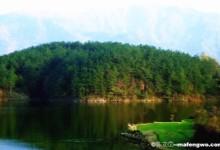 The Most Natural Bulao Lake Scenic Spot