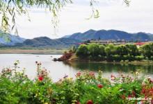 Beautiful Jinhai Lake of Beijing