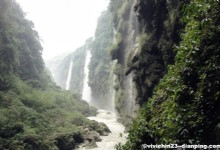 Malinghe Valley of Guizhou