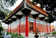 Pou Tai Un Temple in Macau