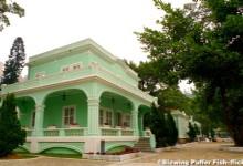 Macau Taipa Houses Museum