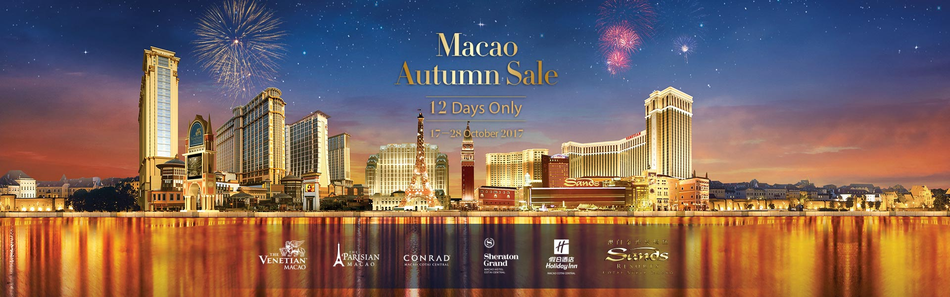 Macau Autumn Sale