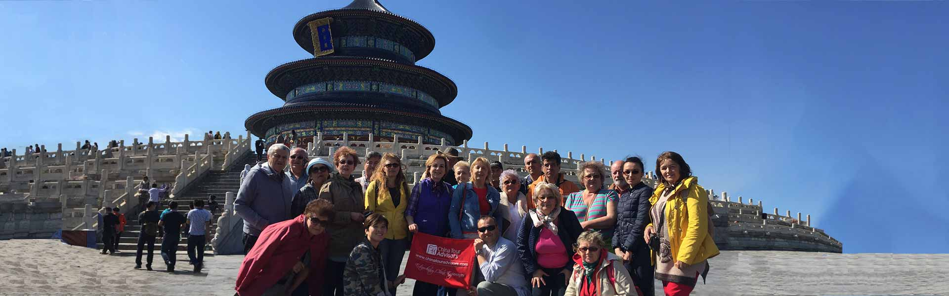 Small Group Tours Packages in China