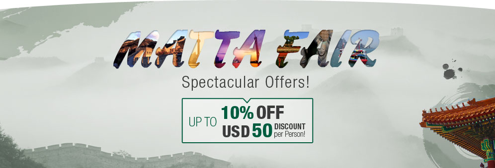 Spectacular MATTA Fair Sale Offers