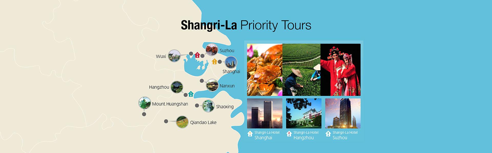Shangri-La Priority Tours