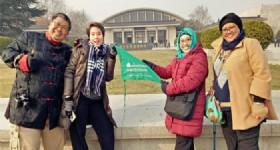 12 Days Yunnan and Xian Tour - Visitors at Xian Terracotta Warriors Museum