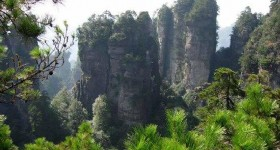 Chongqing Qianjiang Wuling Mountain Scenic Area