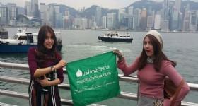 5 Days Hong Kong and Macau Tour - Visitors in Hong Kong