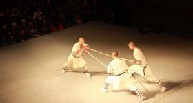 Shaolin Kung Fu Festival Begins!