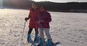 Fabulous Beijing Skiing Tour - Visitors at Beijing Snow World Ski Resort