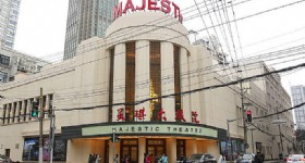 Shanghai Majestic Theatre Reopens