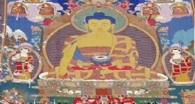 2015 Shoton Festival in Tibet