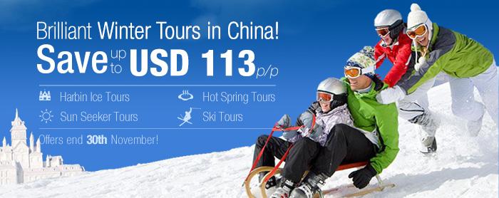 china winter tours