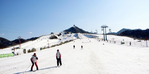 Wonderful 5 Days Beijing Winter Skiing Tour