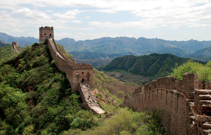 1 Day Gubei Water Town And Simatai Great Wall Group Tour