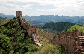 1 Day Gubei Water Town and Simatai Great Wall Tour