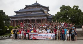 Guangzhou Branch Office Successfully Receives Malaysian Incentive Tour