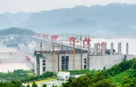 Three Gorges Dam Site 1