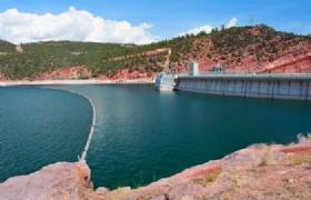 Three Gorges Dam Site 3