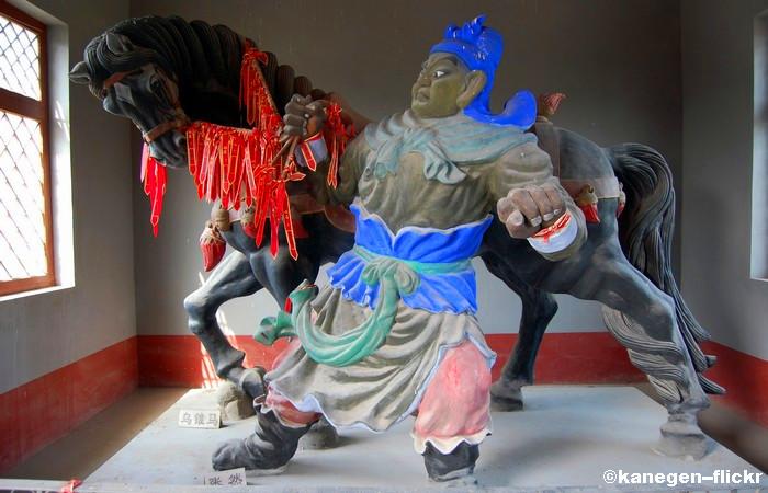 Zhang Fei Temple