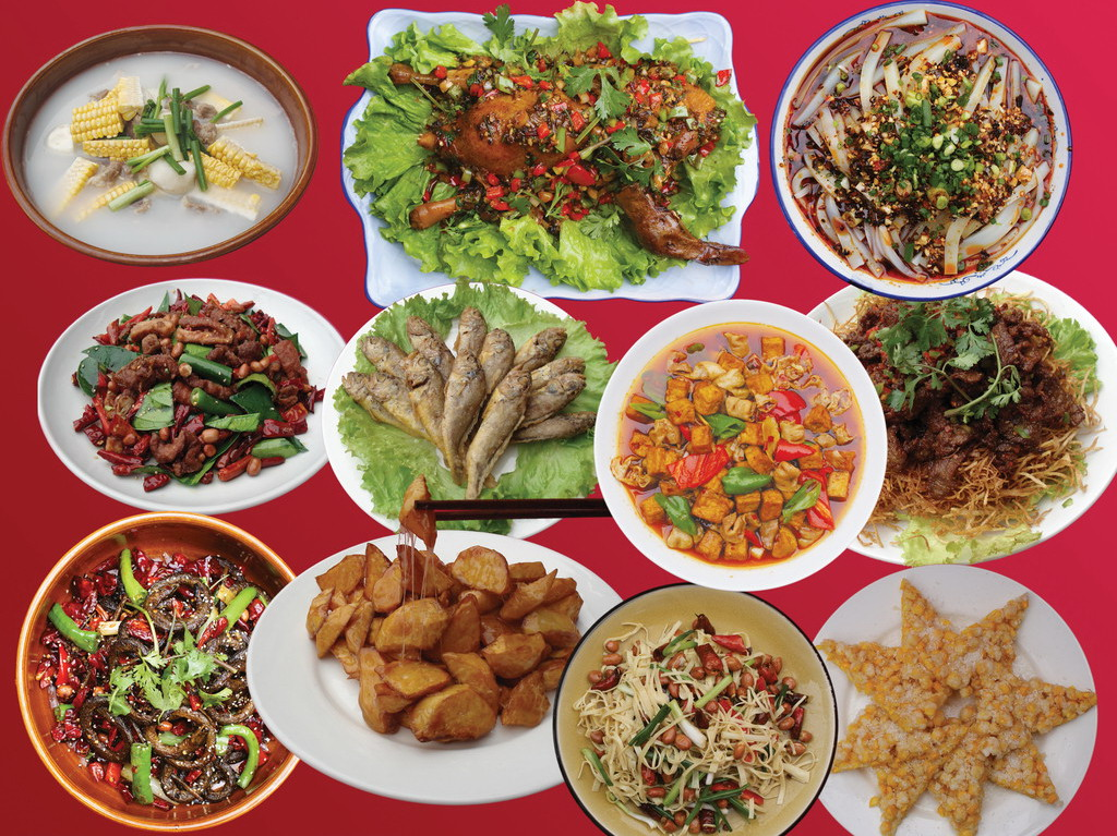 Chuan cuisine sichuan cuisine for Asian cuisine information