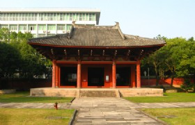 Fuzhou Hualin_temple