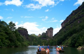 Mount Wuyi Full Day Tour