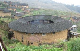 Hakka Earth Building in Yongding