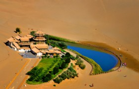 7 Day Lanzhou, Wuwei, Zhangye and Dunhuang Tour
