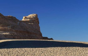 Dunhuang Yadan National Geology Park