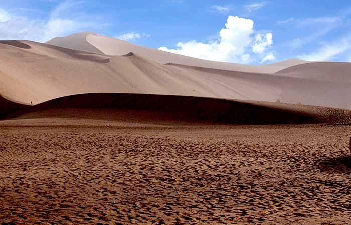 Echoing Sand Mountain