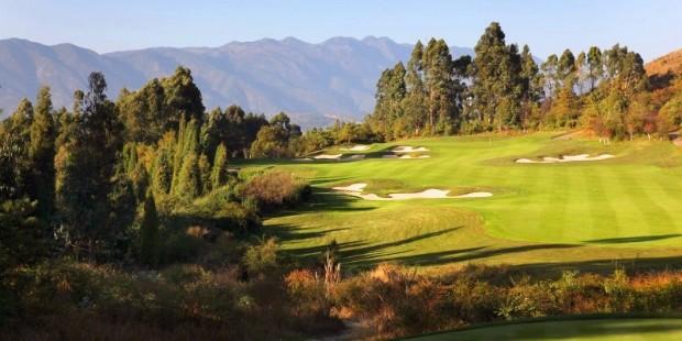 Kunming Spring City Golf - Mountain Course