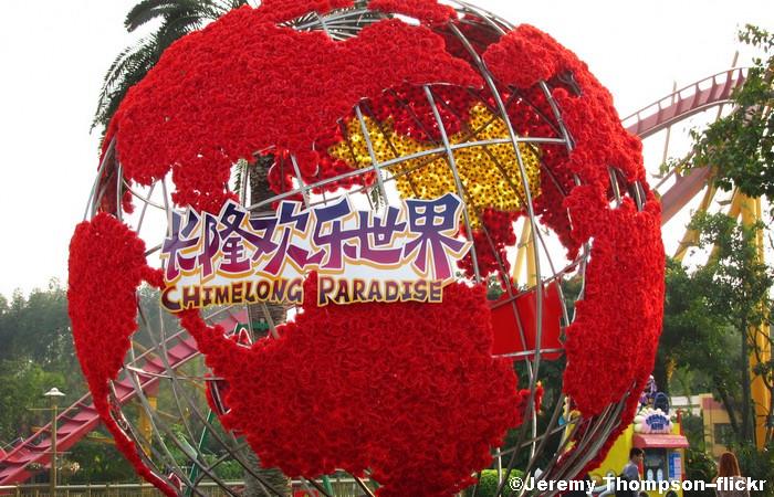 Chimelong Paradise