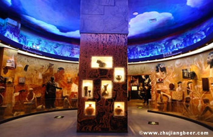 Zhujiang-InBev International Beer Museum