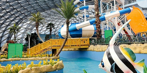 Shenzhen OCT East Theme Park Tour