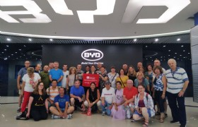 BYD Shenzhen Factory 2 Hours Visit